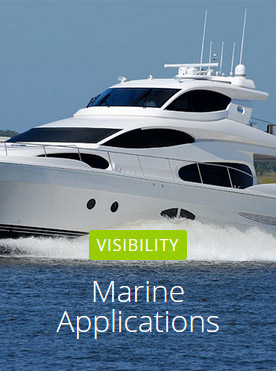 Marine Window Tinting Services