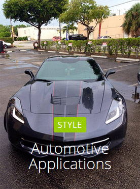 Automotive Window Tinting Services